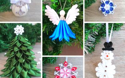 Az alkotás öröme – Készítsd el magad otthon az ünnepi fa díszeit