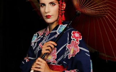 Őszi kimonó fotózás – riport a nyertessel